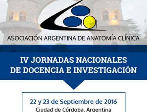 IV Conference on Research and Teaching in Clinical Anatomy