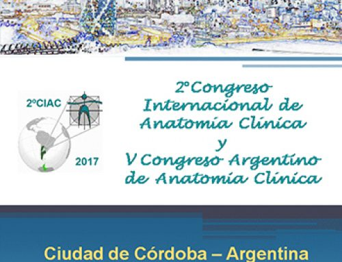 2º Congreso Internacional de Anatomía Clínica y 5º Congreso Argentino de Anatomía Clínica
