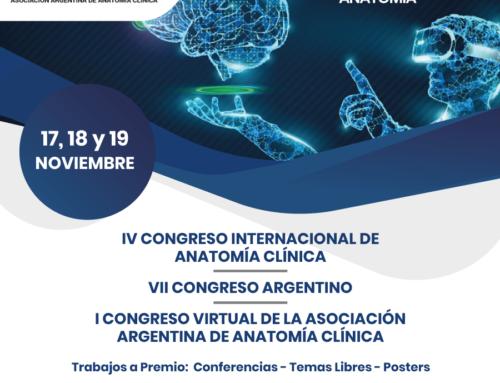 IV CONGRESO INTERNACIONAL DE ANATOMÍA CLÍNICA